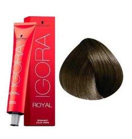 Schwarzkopf #5-1 Light Brown Cendre 60g - Royal IGORA Schwarzkopf Permanent Color Creme