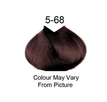 #5-68 Light Brown Chocolate Red - Royal IGORA Schwarzkopf Permanent Color Creme