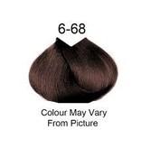 Schwarzkopf #6-68 Dark Blonde Chocolate Red - Royal IGORA Schwarzkopf Permanent Color Creme