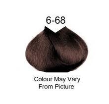 #6-68 Dark Blonde Chocolate Red - Royal IGORA Schwarzkopf Permanent Color Creme
