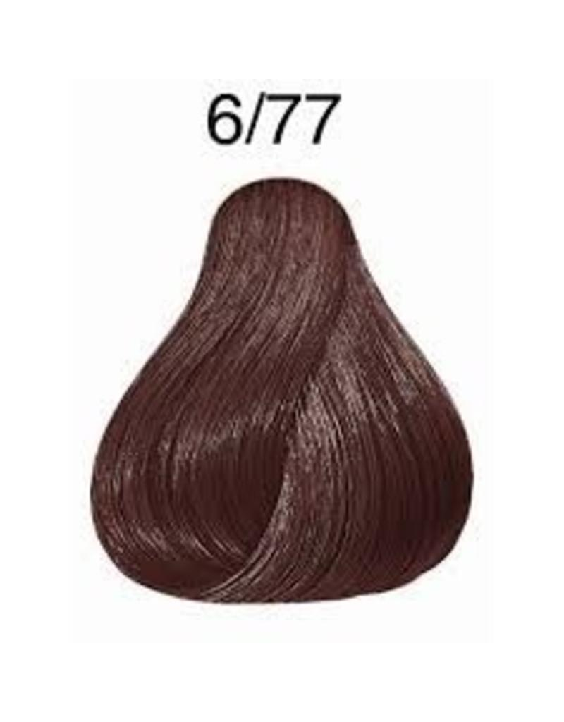 Schwarzkopf #6-77 Dark Blonde Copper Extra - Royal IGORA Schwarzkopf Permanent Color Creme
