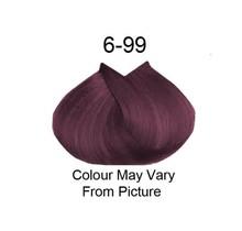#6-99 Dark Blonde Violet Extra 60g - Royal IGORA Schwarzkopf Permanent Color Creme