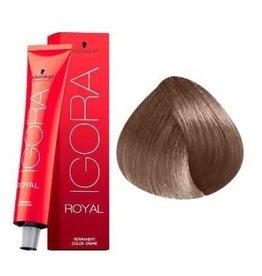 Schwarzkopf #8-00 Light Blonde Natural Extra 60g - Royal IGORA Schwarzkopf Permanent Color Creme