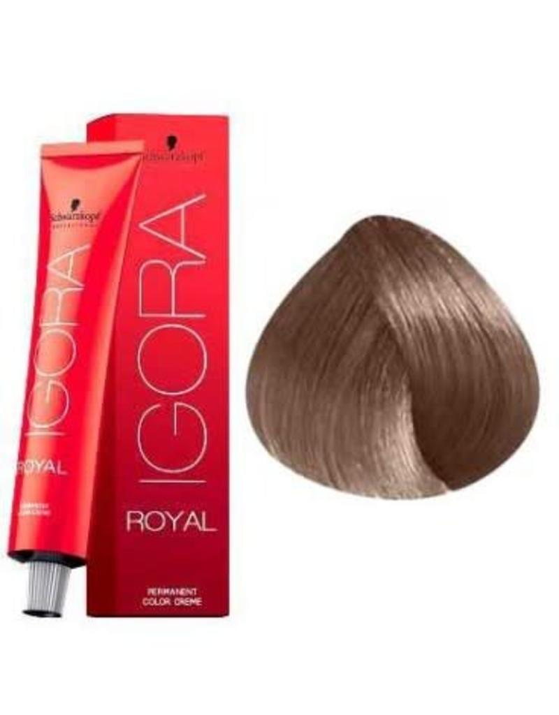 Schwarzkopf #8-00 Light Blonde Natural Extra 60g - Royal IGORA Schwarzkopf Permanent Color Creme
