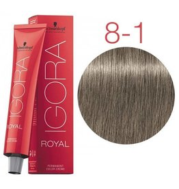 Schwarzkopf IGORA 8-1 Light Blonde Cendre
