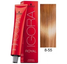 IGORA 8-55 Light Blonde Gold Extra