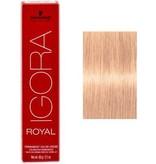 Schwarzkopf #9,5- 49 Nude - Royal IGORA Schwarzkopf Permanent Color Creme