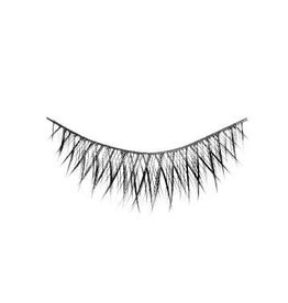 #06 Hami Eyelashes - Black strip 10 pairs Professional Fashion Lashes