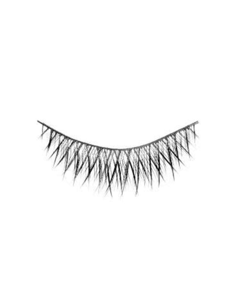 #06 Hami Eyelashes - Black strip 10 pairs Professional Fashion Lashes