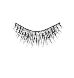 #07 Hami Eyelashes - Black strip 10 pairs Professional Fashion Lashes