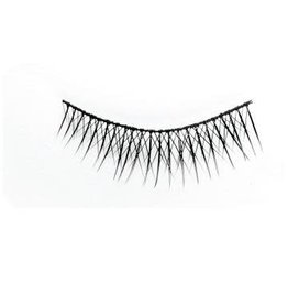 #08 Hami Eyelashes - Black strip 10 pairs Professional Fashion Lashes