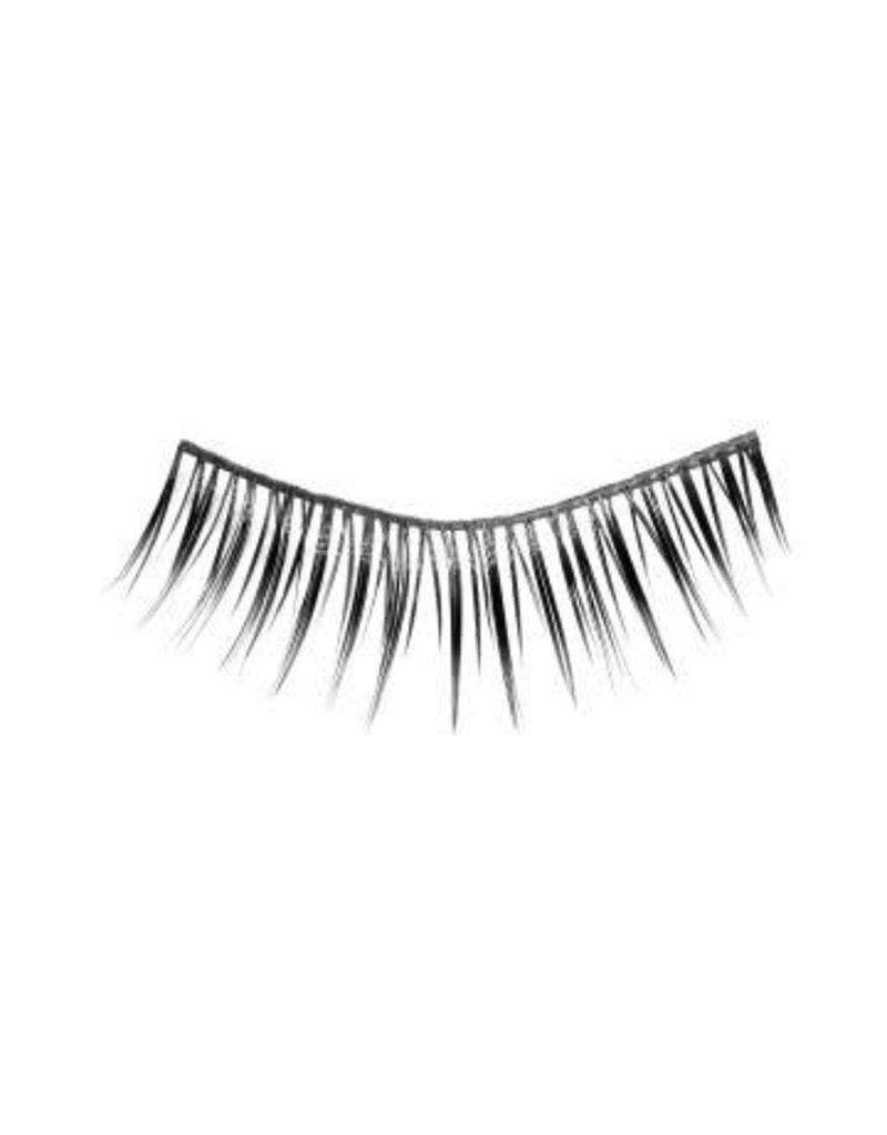 #09 Hami Eyelashes - Black strip 10 pairs Professional Fashion Lashes
