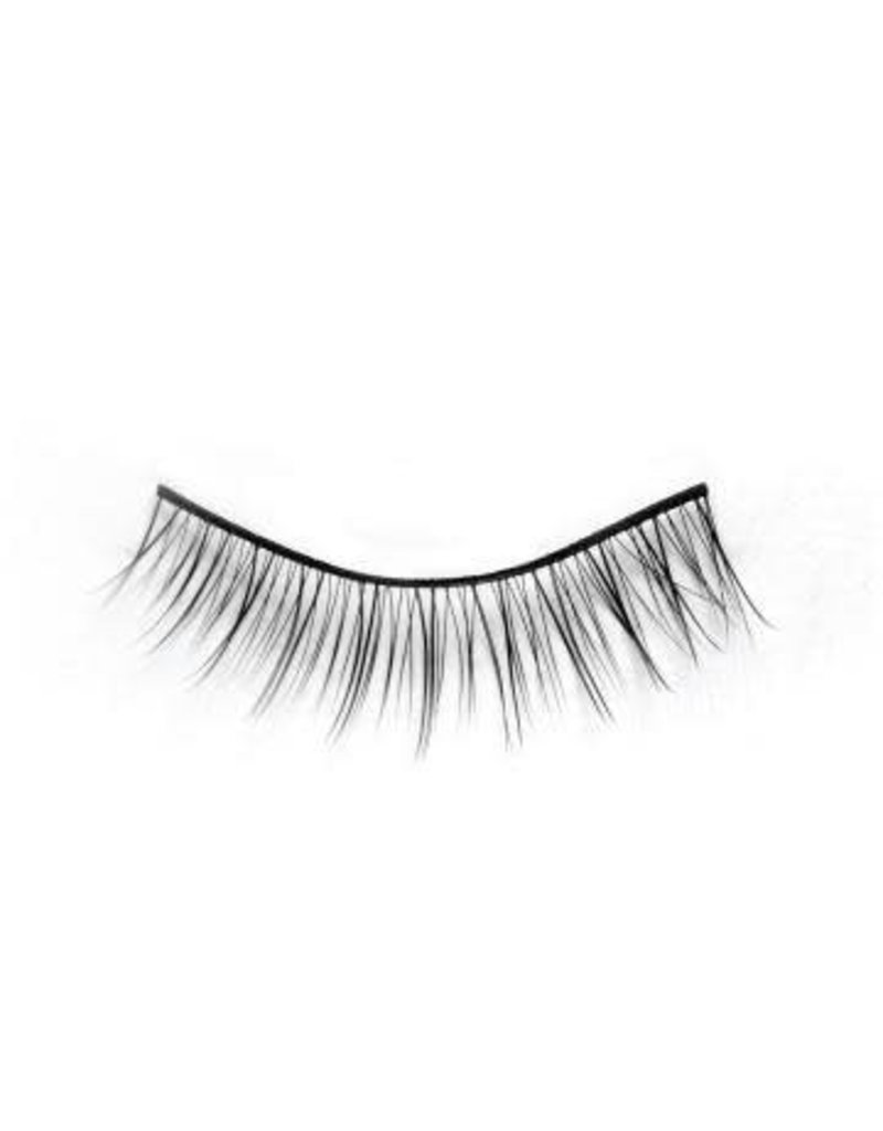 #10 Hami Eyelashes - Black strip 10 pairs Professional Fashion Lashes