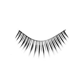 #16 Hami Eyelashes - Black strip 10 pairs Professional Fashion Lashes
