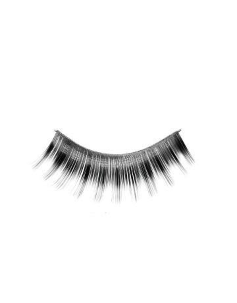 #25 Hami Eyelashes - Black strip 10 pairs Professional Fashion Lashes