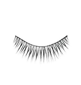 #23 Hami Eyelashes - Black strip 10 pairs Professional Fashion Lashes