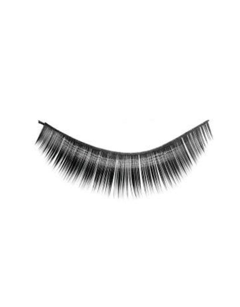 #33 Hami Eyelashes - Black strip 10 pairs Professional Fashion Lashes