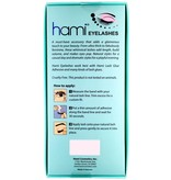 #48 Hami Eyelashes - Black strip 10 pairs Professional Fashion Lashes