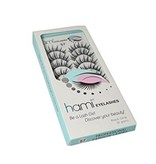 #57 Hami Eyelashes - Black strip 10 pairs Professional Fashion Lashes