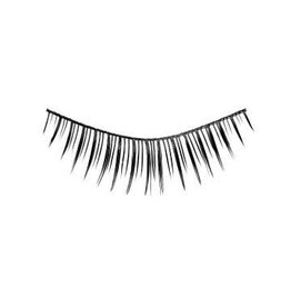 #12 Hami Eyelashes - Black strip 10 pairs Professional Fashion Lashes