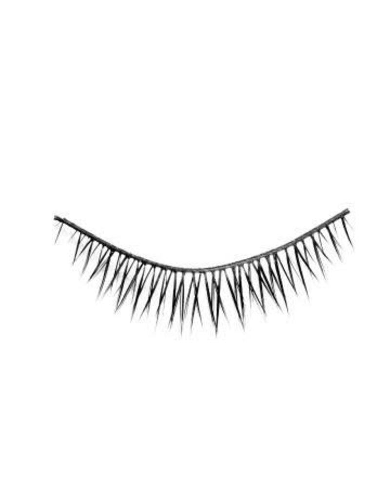 #13 Hami Eyelashes - Black strip 10 pairs Professional Fashion Lashes
