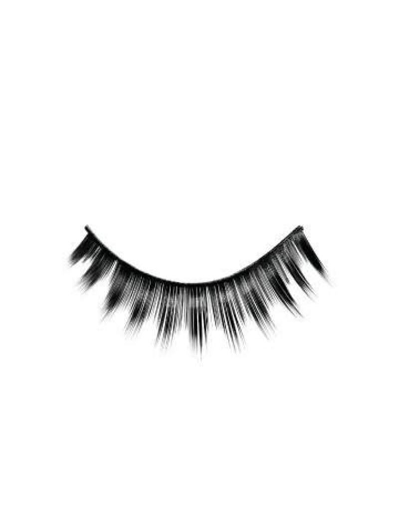 #26 Hami Eyelashes - Black strip 10 pairs Professional Fashion Lashes
