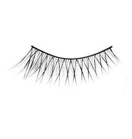 #03 Hami Eyelashes - Black strip 10 pairs Professional Fashion Lashes