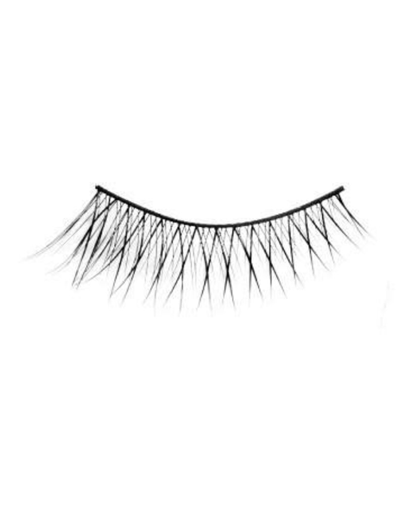 #03 Hami Eyelashes - Black strip 10 pairs Professional Fashion Lashes