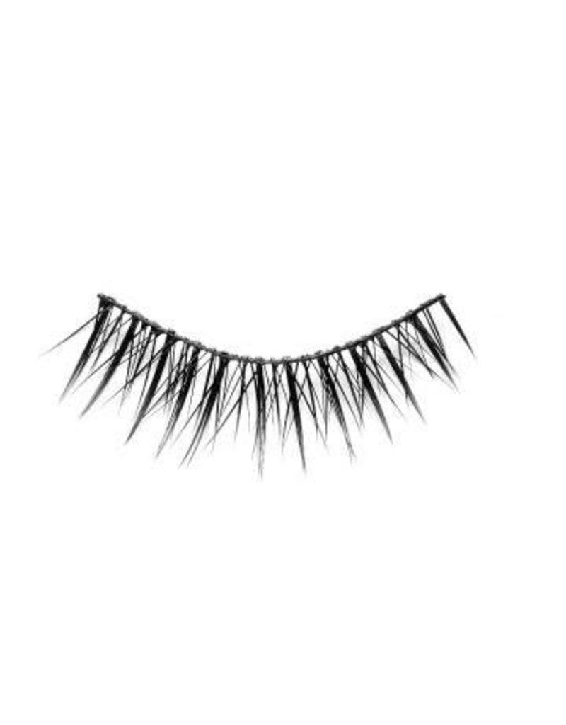#42 Hami Eyelashes - Black strip 10 pairs Professional Fashion Lashes