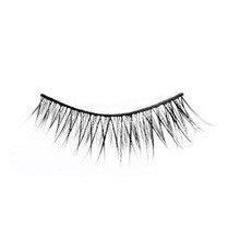 #04 Hami Eyelashes - Black strip 10 pairs Professional Fashion Lashes