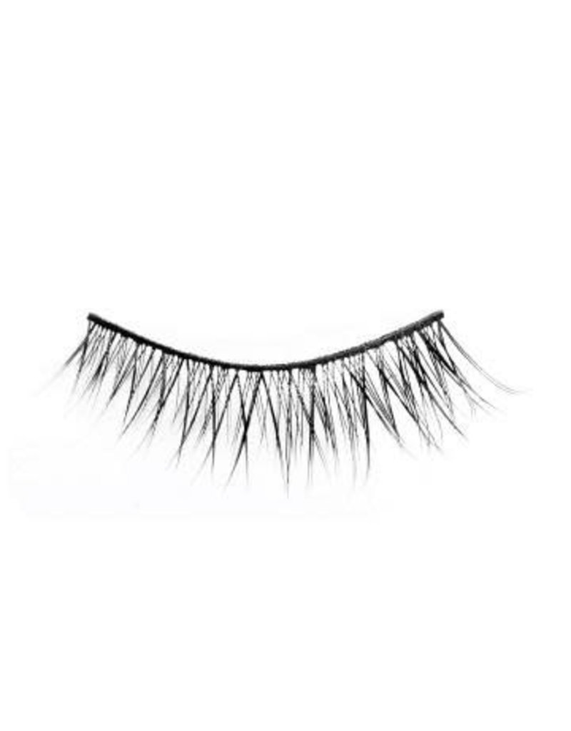 #04 Hami Eyelashes - Black strip 10 pairs Professional Fashion Lashes