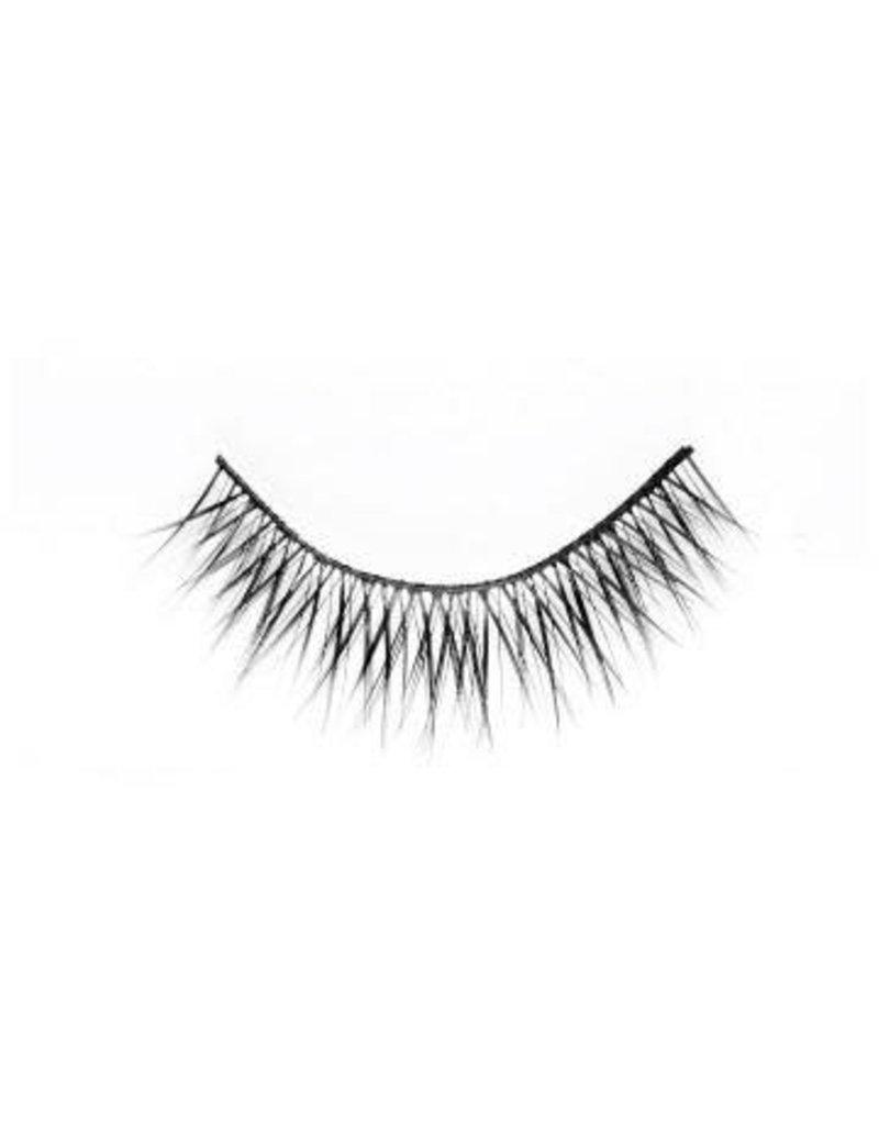 #32 Hami Eyelashes - Black strip 10 pairs Professional Fashion Lashes