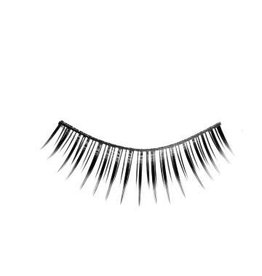 #20 Hami Eyelashes - Black strip 10 pairs Professional Fashion Lashes