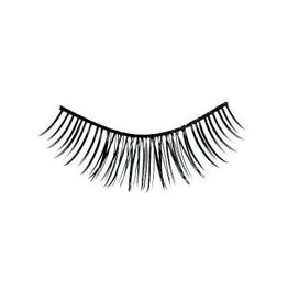 #19 Hami Eyelashes - Black strip 10 pairs Professional Fashion Lashes