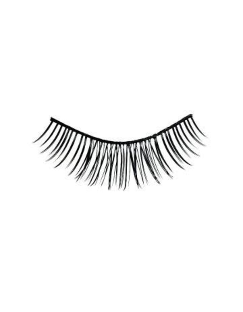 #19 Hami Eyelashes - Black strip 10 pairs Professional Fashion Lashes