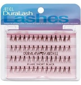 Ardell Ardell - Duralash Naturals Knot-Free Flares - Short Black