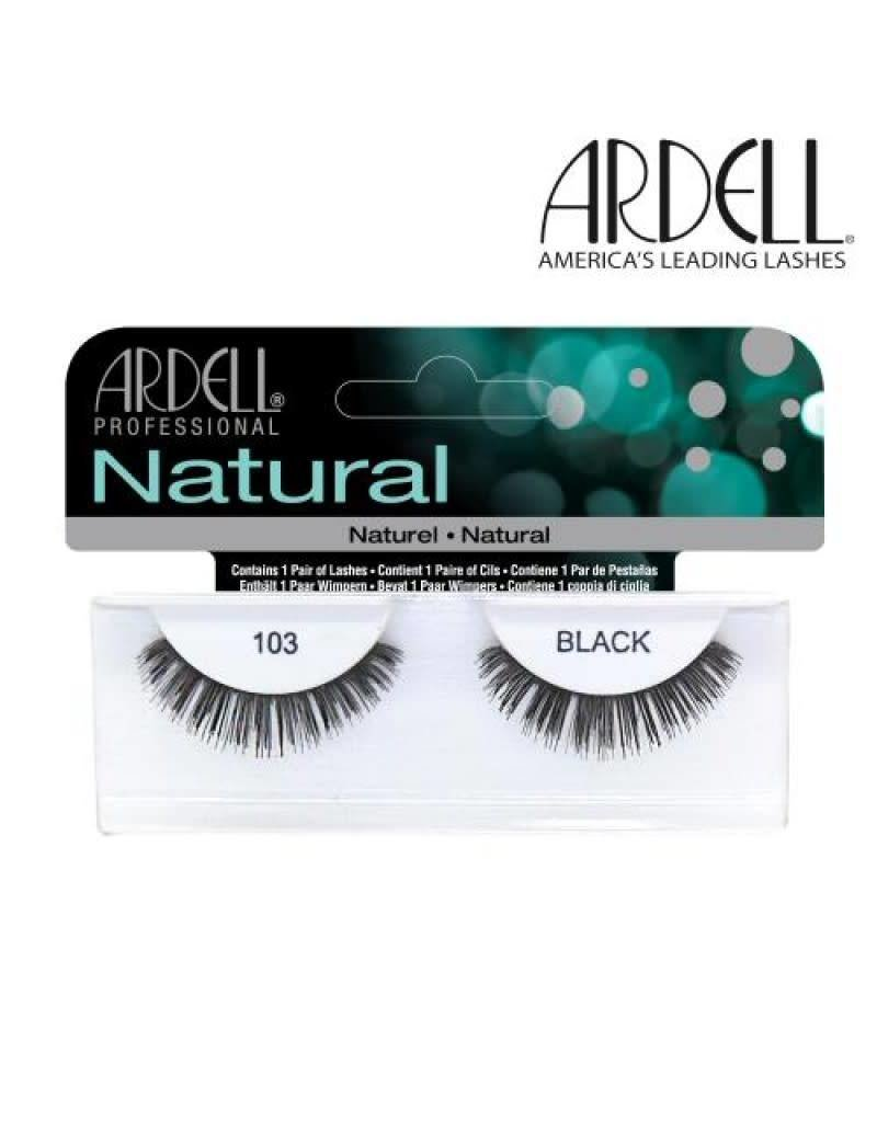 Ardell Ardell Professional Natural #103 Black
