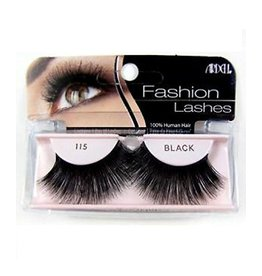 Ardell Ardell Fashion Lashes #115 Black 100% Human Hair