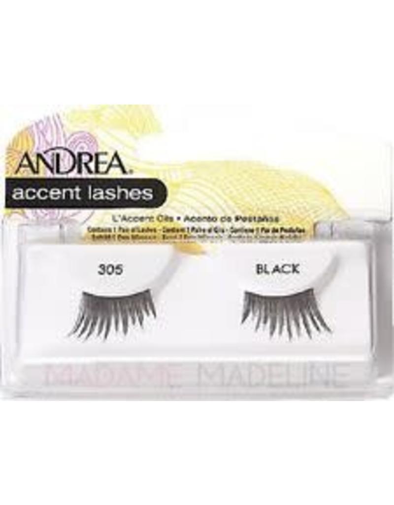 Andrea strip lashes #305 Black