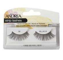 Andrea strip lashes #28 Black