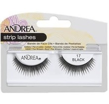 Andrea strip lashes #17 Black