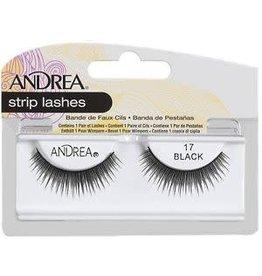 Andrea strip lashes #17 Black