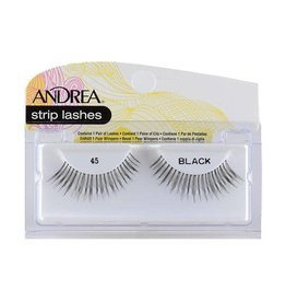 Andrea strip lashes #45 Black