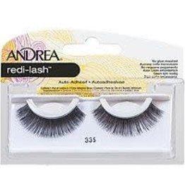 Andrea redi-lashes #33S Black Autoadhesive (no glue required)