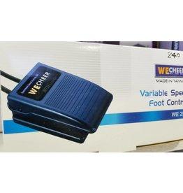 WeCheer Foot Pedal Speed Control 257 (Input 100-120V, Output Max 6A)