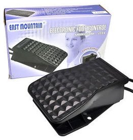 East Mountain Electronic Foot Control Model #EM-JT 23