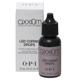 OPI OPI LED Curing Drops - axxium Gel lacquer