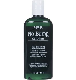Gigi No Bump Topical Solution - Helps prevent ingrown hair and bumps by waxing and shaving