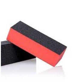 Nail Buffer (orange - black) L - 1 piece