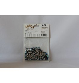 038 Crystal Lized - Nail Art Design